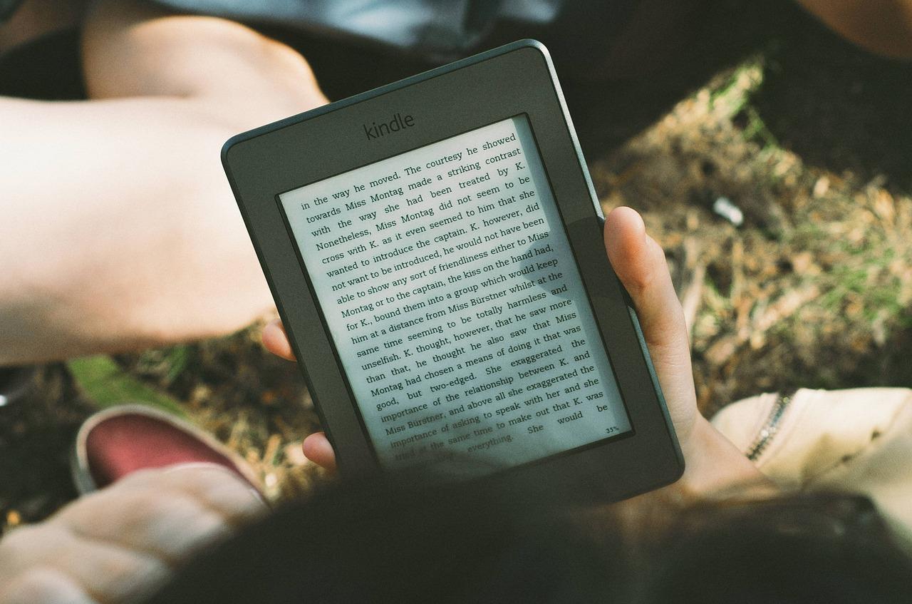 為什麼要買Kindle