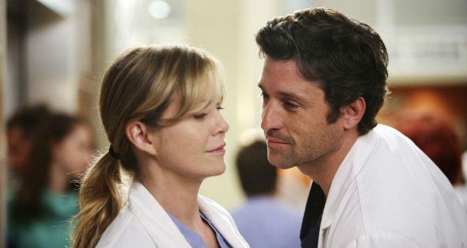 Grey's anatomy每次都演一堆誤導大眾的劇情...老娘睡覺都來不及了最好是有時間談情說愛啦!