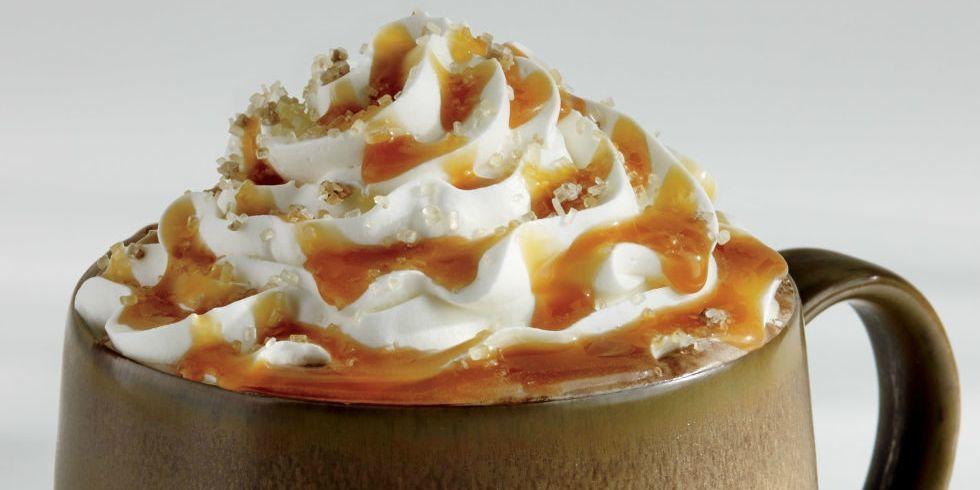 星巴克 海鹽焦糖摩卡 Starbucks Salted Caramel Mocha